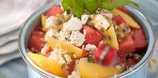 cuisine estivale salade estivale au melon facile et pas cher recette sur cuisine