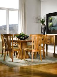 metropolitan traditions at home modern pedestal table stickley