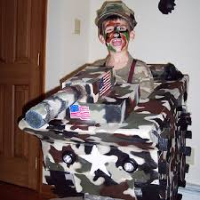 Army Halloween Costumes Boys Diy Boy Halloween Costumes