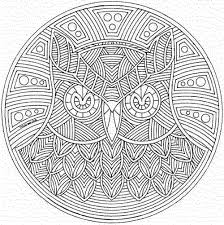 printable coloring pages for adults geometric free printable coloring pages adults geometric leversetdujour info