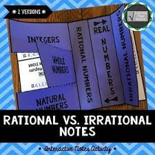 21 best 8th grade number systems images on pinterest irrational