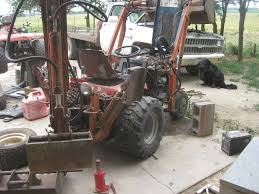 front end loaders fel who makes them garden tractor forum gttalk