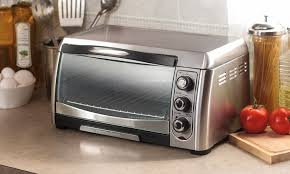 Hamilton Beach Toaster Convection Oven 44 Off On 6 Slice Convection Toaster Oven Groupon Goods
