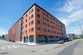 Efficient Apartment Ultra Efficient Apartment Buildings In Portland And Boston Are