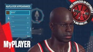 nba 2k18 myplayer creation details prelude new hairstyles body