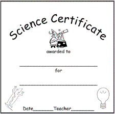 science certificate template 28 images search results for