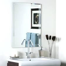 Homebase Bathroom Mirrors Bathroom Mirrors With Lights Homebase Framed Mirror