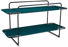 oztrail double bunk bed snowys outdoors