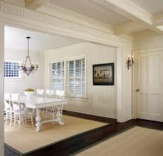 Beadboard Pics - nantucket beadboard dining room