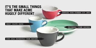 different shapes coffee mug online ceramic coffee cups and saucers u2013 acme u0026 co usa