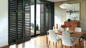 Window Treatment For Patio Door Curtain Options For Sliding Glass Doors Window Treatments For
