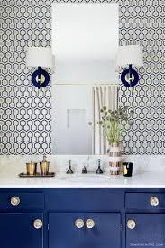 Navy Blue Bathroom Ideas Colors 25 Inspiring And Colorful Bathroom Vanities Tipsaholic