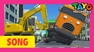 the little guys home theater the strong heavy vehicles l tayo u0027s sing along show 1 l tayo the