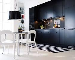 lack kchen schwarz küchentrends 2013 schwarz weiß moderne küche home
