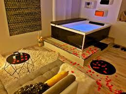 hotel avec dans la chambre gard privatif nuit d amour