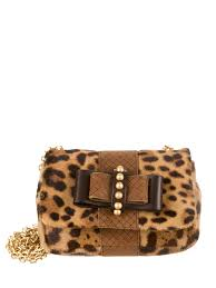 louise paris christian louboutin sweet charity leopard print