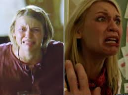 Claire Danes Cry Face Meme - claire danes cry face off vote photos huffpost