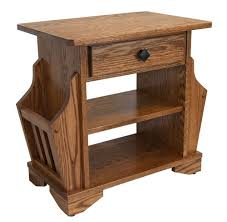 home design magazines canada furniture end table with drawers and magazine rack tables