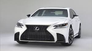 lexus lf lc black 2018 lexus ls 500 f sport review top speed