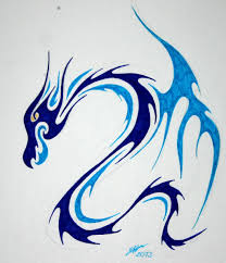 tattoo dragon water 20 nice tribal water tattoos