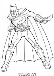 32 batman coloring pages superhero printable coloring pages