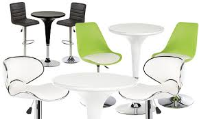 Bar Table And Chairs Commercial Table Sets With Chairs Modern Furniture Collections