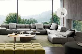 gros canapé exquis gros coussin canape moderne ce grand canapé d angle en u