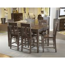 Kincaid Dining Room Solid Wood Montreat Tall Dining Table