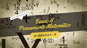guia de la universidad veracruzana 2017 guía admisión exani ii pensamiento matemático problema 4 6