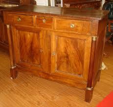 credenza impero stile mobili antichi riconoscere comprare e vendere