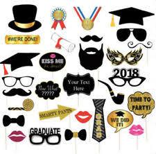 graduation party supplies 30pcs class of 2018 graduation grad party supplies masks photo