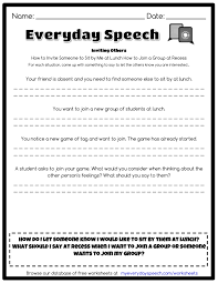 inviting others everyday speech everyday speech