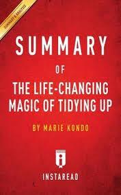 marie kondo summary marie kondo books buy online from fishpond co nz