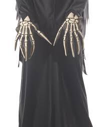 grim reaper deluxe with vinyl hands boys u0027 child halloween costume