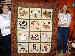 quilts quilts original twelve days of
