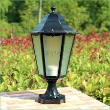 outdoor patio post lights lighting ideas post lanterns lamp posts