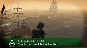 Charlotte Flag Assassin U0027s Creed 4 Black Flag Charlotte Forts U0026 Uncharted