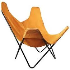 Vintage Butterfly Chair Vintage Butterfly Chair By Jorge Ferrari Hardoy For Knoll At 1stdibs