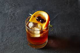 old fashioned cocktail garnish how to garnish a drink