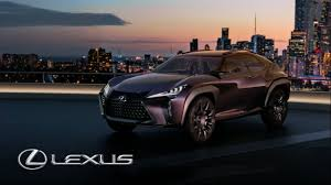 lexus drivers europe lexus ux concept car revealed youtube