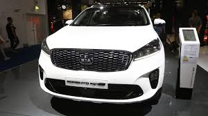 2018 kia sorento gt line tries to look sporty in frankfurt
