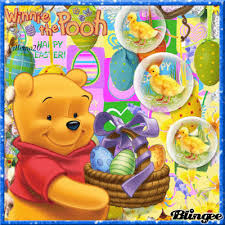 winnie the pooh easter eggs happy easter winnie the pooh winnie the pooh friends