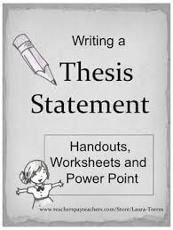 write a good thesis statement best argumentative essay writer services miami university career