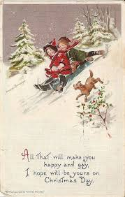 christmas postcards 831 best christmas vintage postcards images on