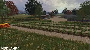 map of oregon springs oregon springs map v 1 1 mod for farming simulator 2015 15 fs