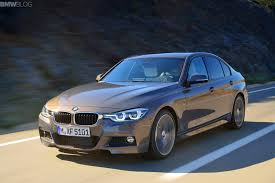 Bmw 330 Interior 2015 Bmw 3 Series Facelift Exterior And Interior Changes
