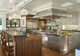 stainless steel backsplash kitchen kitchen victorian with open