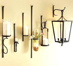 Candle Holder Wall Sconces Wall Art Candle Holder Sconce Metal Wall Candle Holder Metal