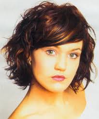 history on asymmetrical short haircut 40 different versions of curly bob hairstyle short wavy