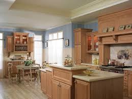 Merillat Cabinets Merillat Masterpiece Maple Shaker Door Praline - Merillat classic kitchen cabinets